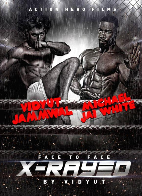 Vidyut Jammwal calls martial artiste Michael Jai White the 'spiritual gangster'.