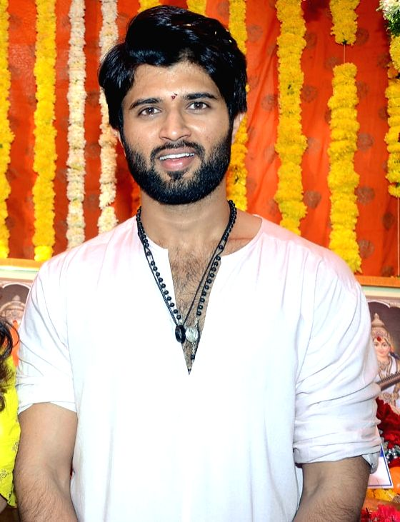 Vijay Devarakonda. (File Photo: IANS)