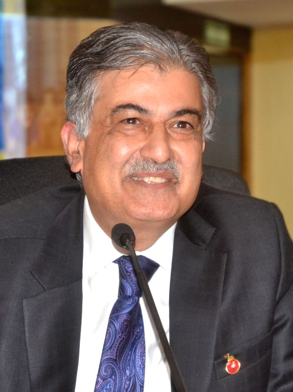 Vijaya Bank CEO Dr. Kishore Sansi (File Photo: IANS)