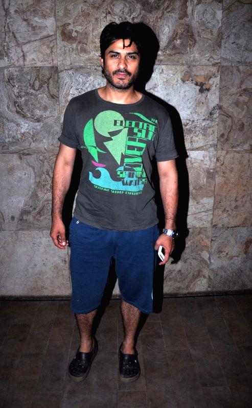 Vikas Bhalla during the special screening of film Humshakal at Lightbox in Mumbai on Thursday, June 19, 2014.