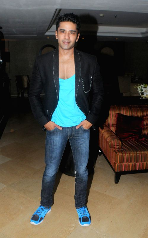 Vinit Kakar during the launch of Dilbagh Singh`s music album The Victorian Secrets in Mumbai on July 21, 2014. - Dilbagh Singh