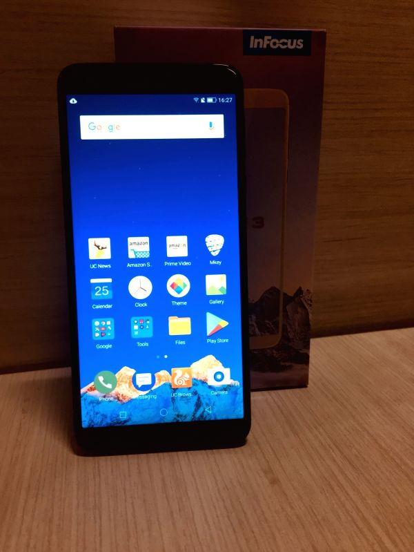 """Vision 3 PRO"""" is priced at Rs 10,999."""