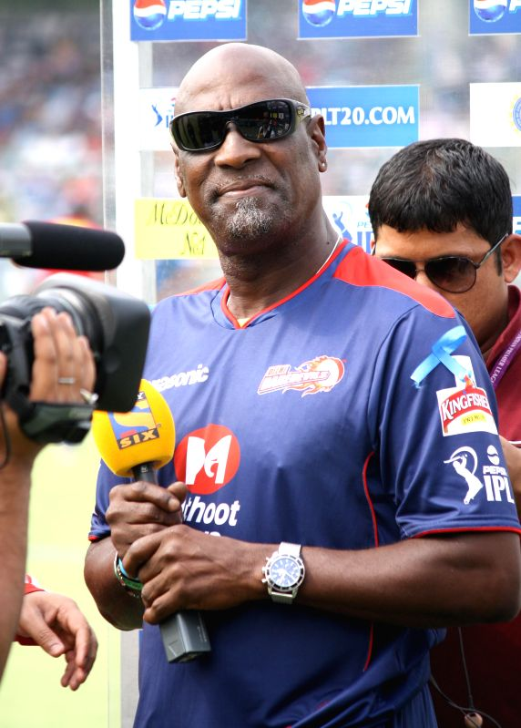 Viv Richards.