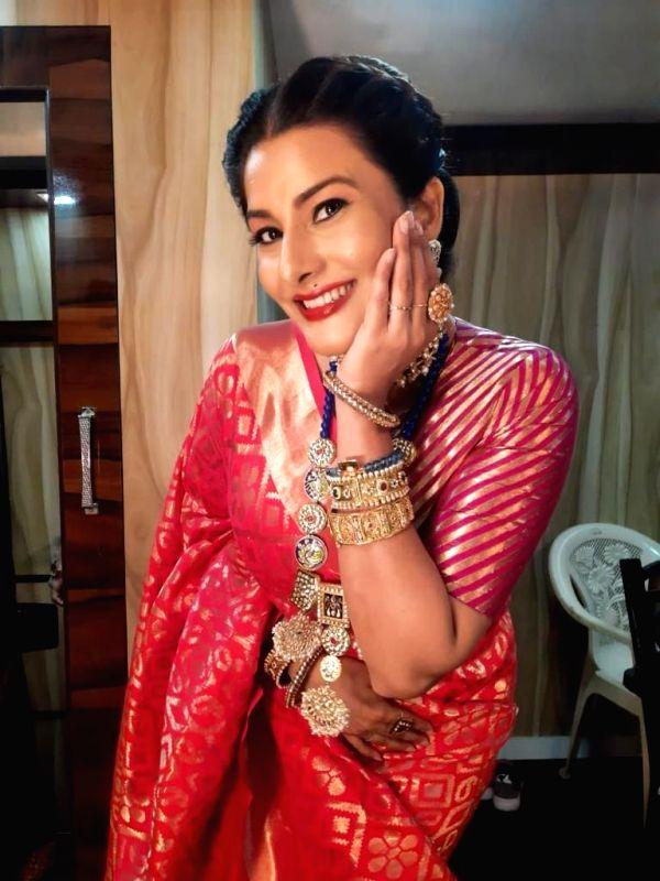 Vivana Singh on Durga Puja celebrations at her place.