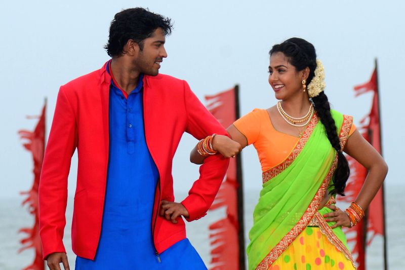 Votes for Allari naresh`s film Title