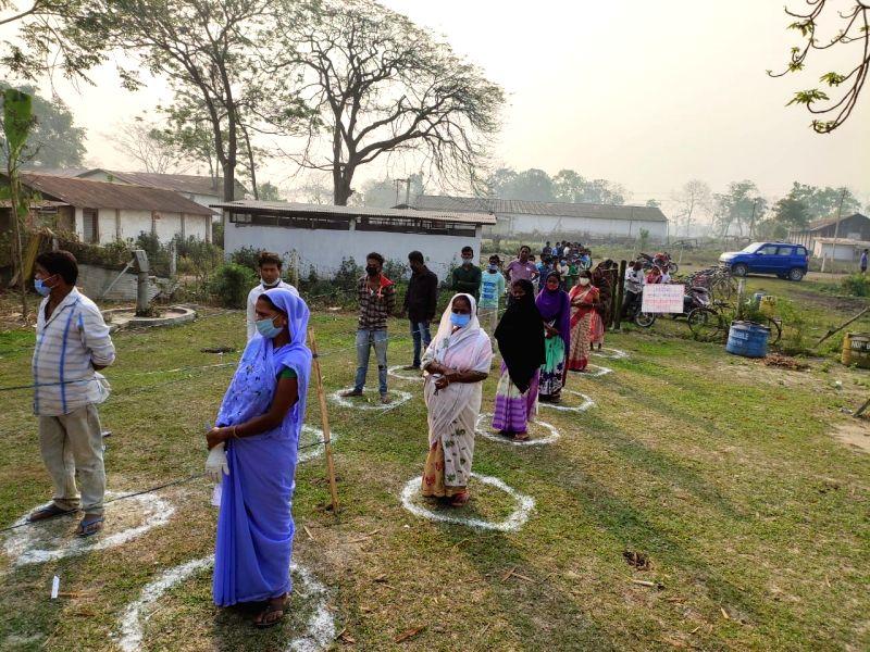 Voting begins for 1st phase of Assam assembly polls
