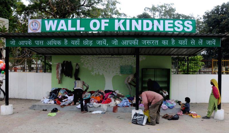 Wall Of Kindness - Amritsar