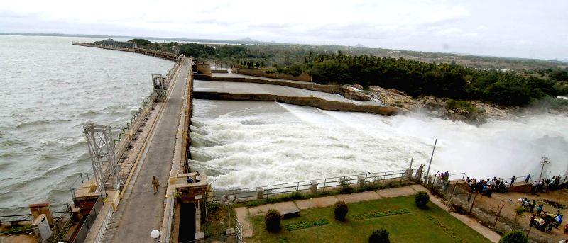 Krishnaraja Sagar dam