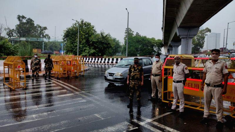 Watertight security for I- Day celebration in Delhi- NCR.
