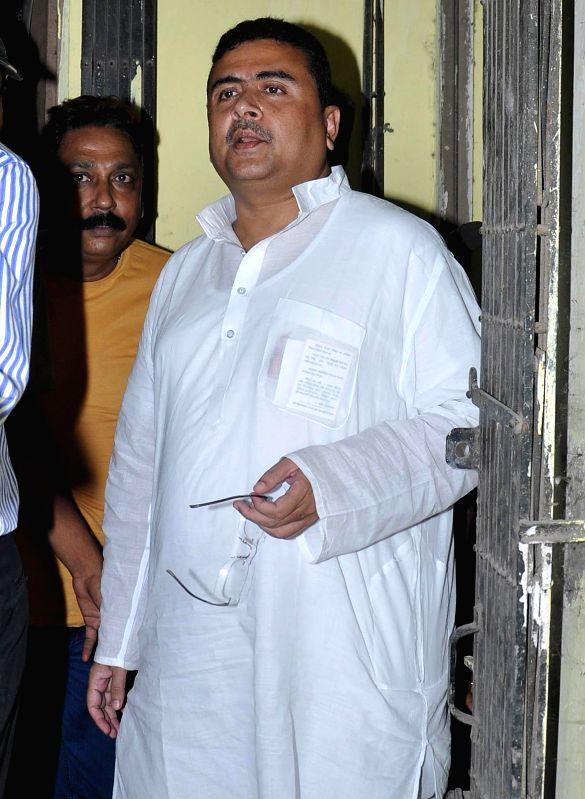 WB govt replaces disgruntled leader Subhendu Adhikari from key post