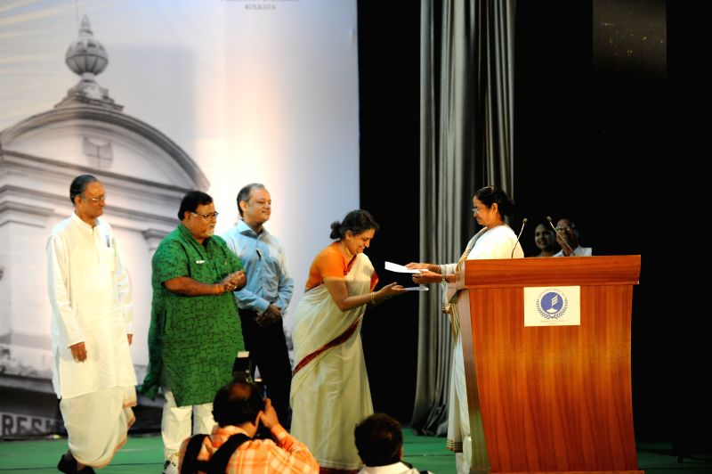 Mamata Banerjee at Presidency University - Partha Chatterjee