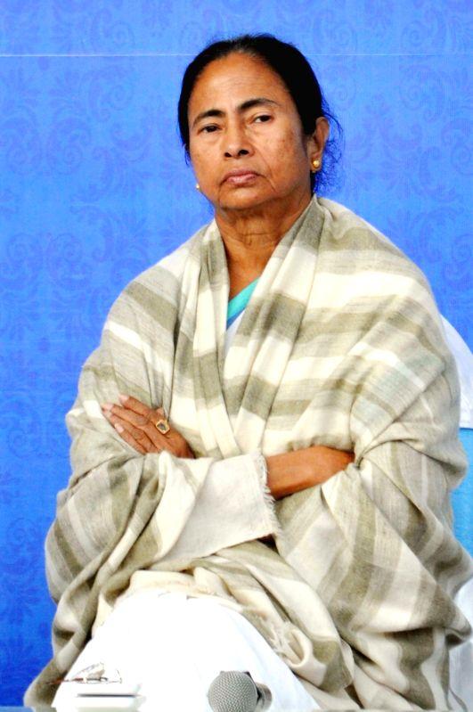 West Bengal Chief Minister Mamata Banerjee. (File Photo: IANS)
