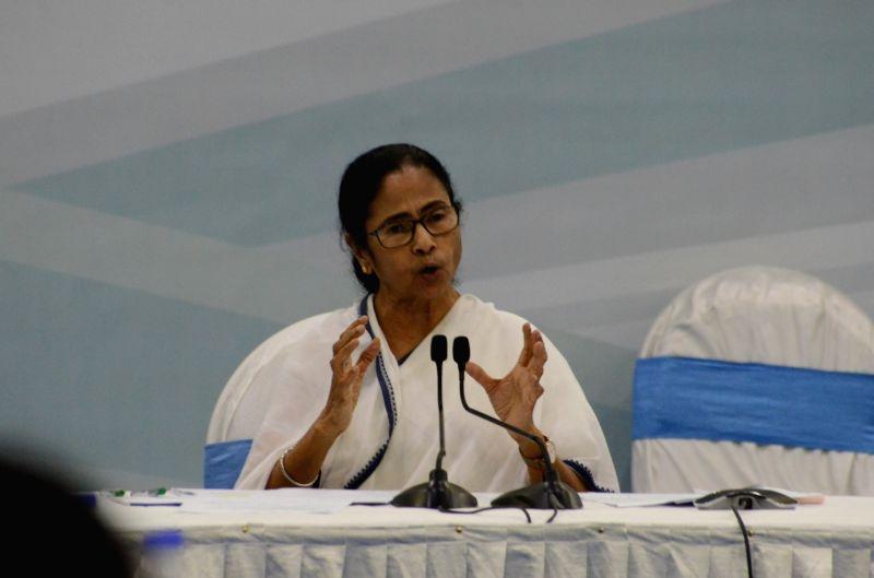 West Bengal Chief Minister Mamata Banerjee (Photo: IANS)