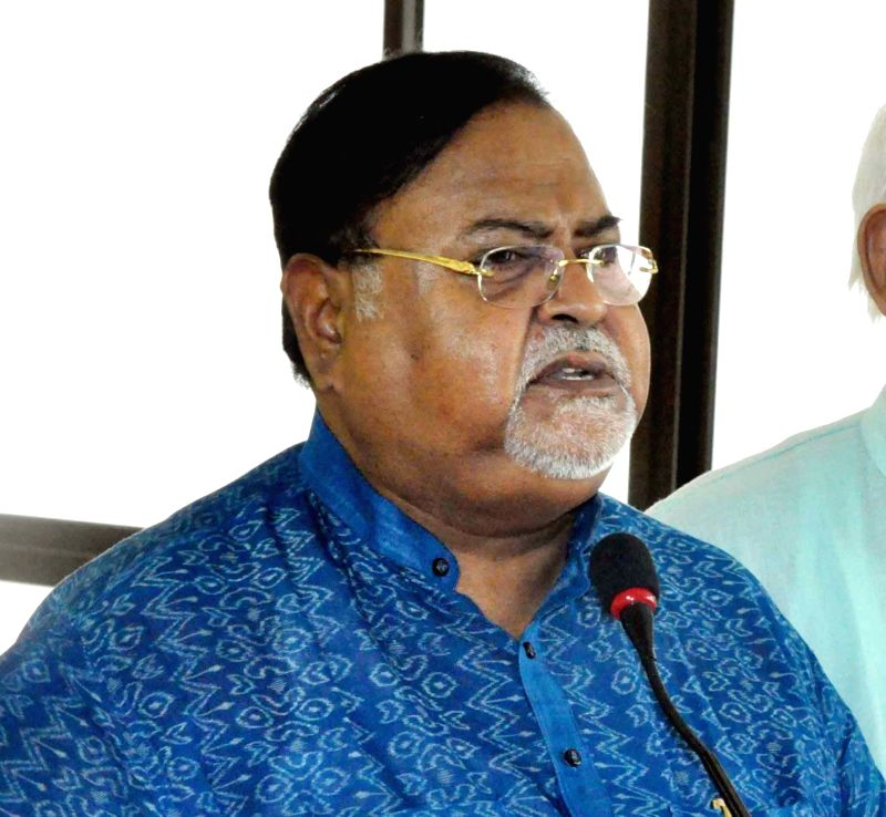 West Bengal Education Minister Partha Chatterjee. (File Photo: IANS) - Partha Chatterjee