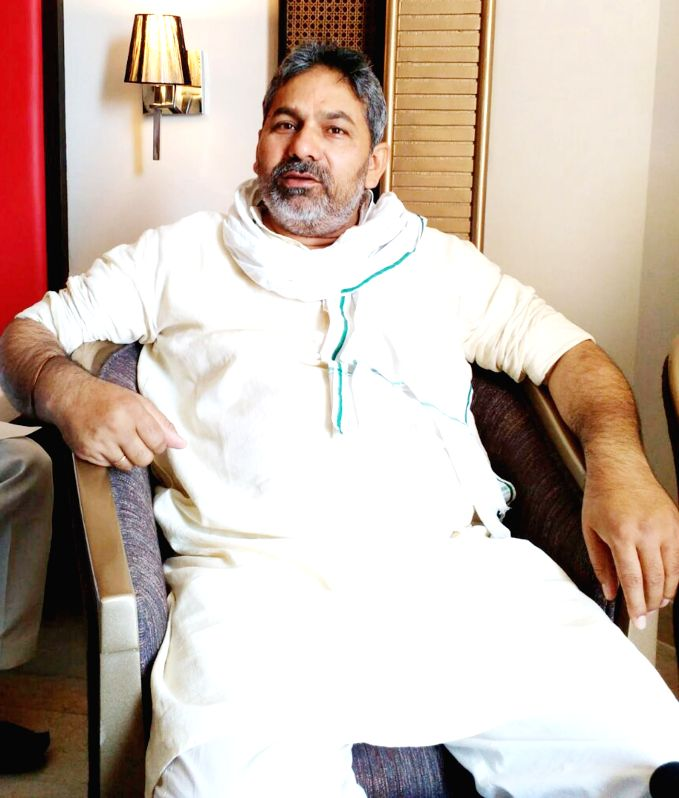 Will thwart Centre's bid to turn farm protest into Shaheen Bagh: BKU