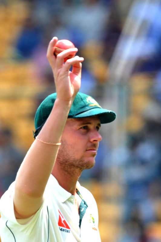 Will try to keep Indians out for long in the field: Hazlewood