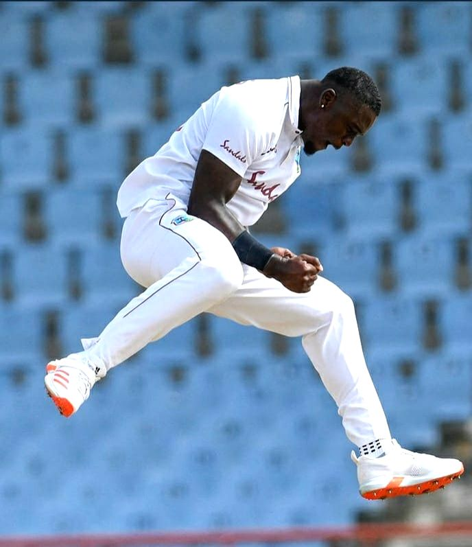 Windies reduce South Africa to 44/3