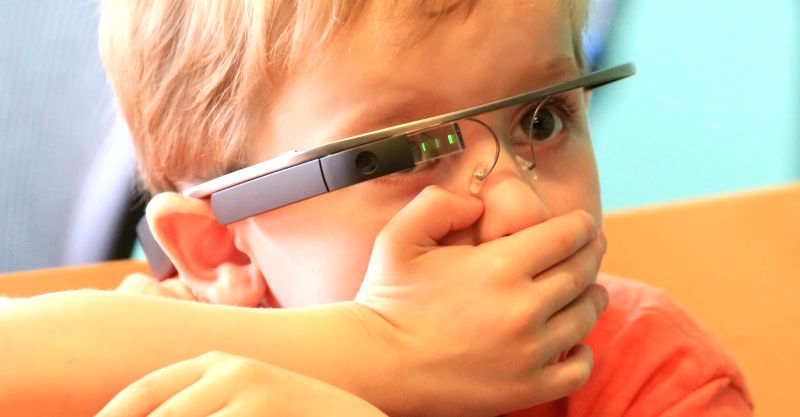 With Google Glass-driven solutions, Brain Power is empowering autistic kids.