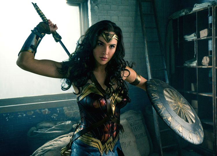 """Wonder Woman\"" to release in India on June 2."