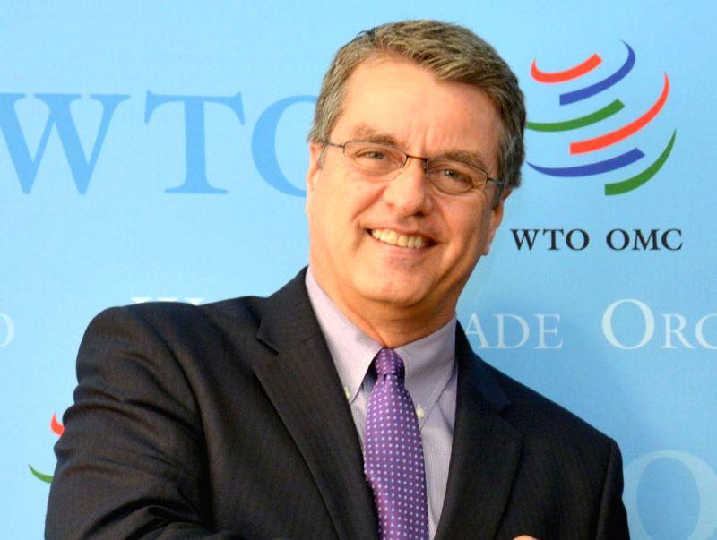 WTO DG Roberto Azevedo. (File Photo: IANS)