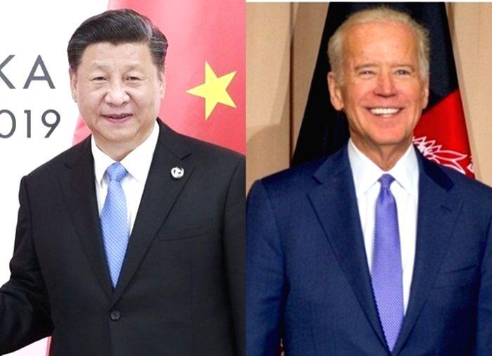 Xi finally congratulates Biden on victory.