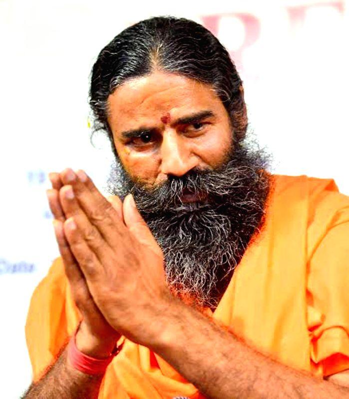 Yoga Guru Ramdev. (File Photo: IANS)