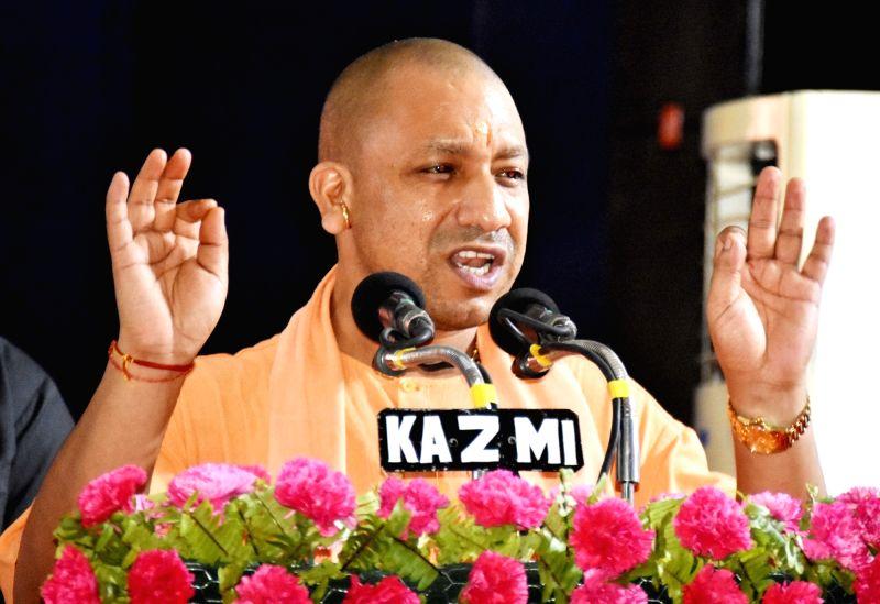 Yogi Adityanath. (File Photo: IANS)