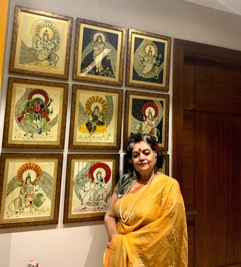 You needn't be right wing to believe in dharma: Alka Pande.