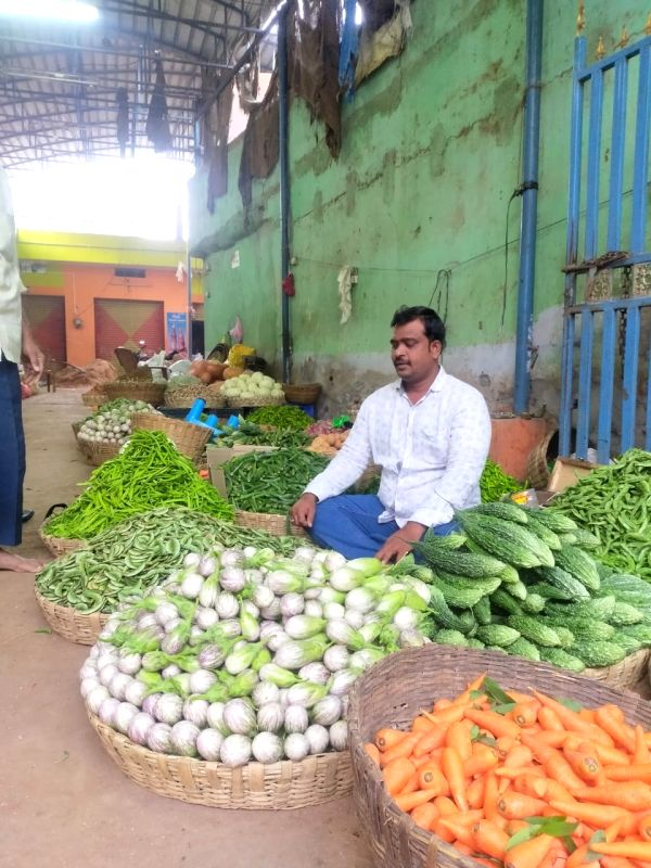 YSRCP elects vegetable vendor as municipal chairperson