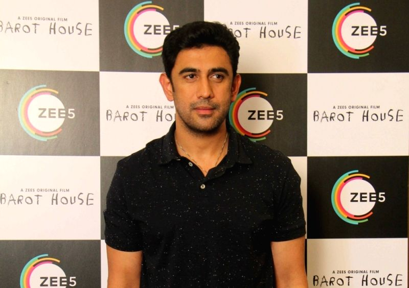 Actor Amit Sadh. (File Photo: IANS)
