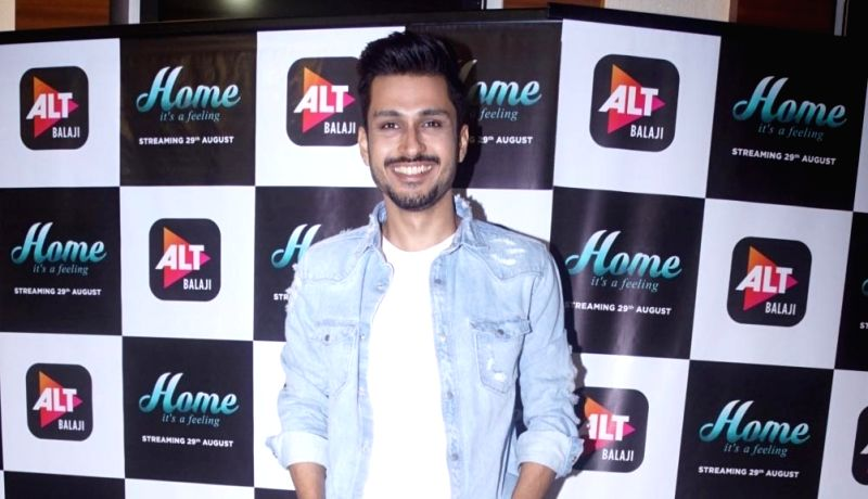 Actor Amol Parashar. (File Photo: IANS)