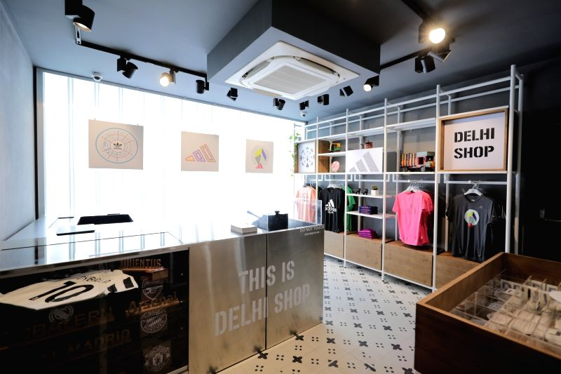 ADIDAS LAUNCHES THE FIRST FLAGSHIP STORE IN INDIA - 'THE HOME OF POSSIBILITIES'.