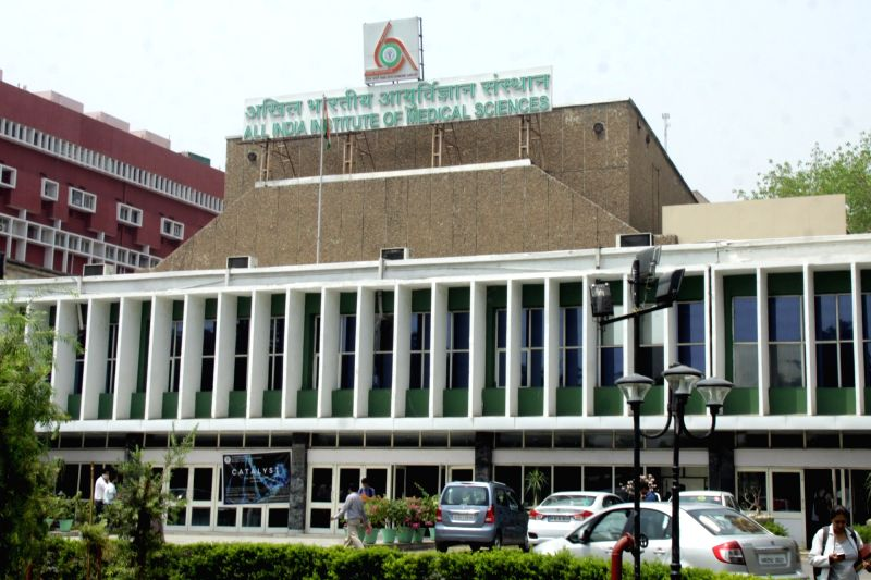 All India Institutes of Medical Sciences (AIIMS). (File Photo: IANS)