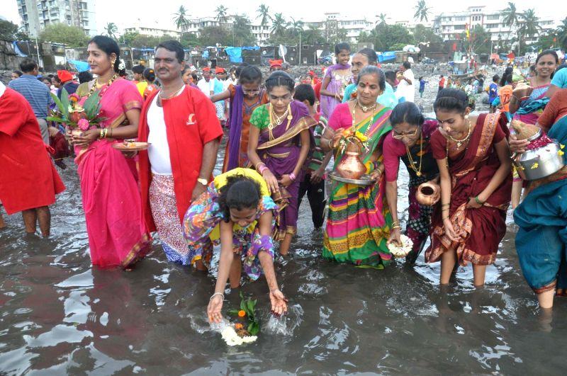Narali Purnima festival