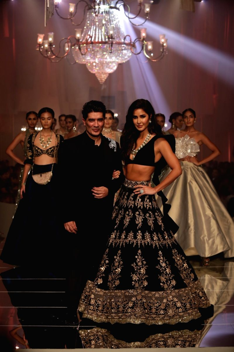 Manish Malhotra opens Lakme Fashion Week Winter/Festive.