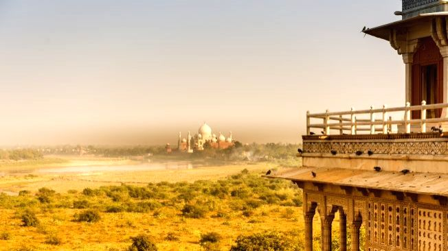 Taj Mahal to open before sunrise.