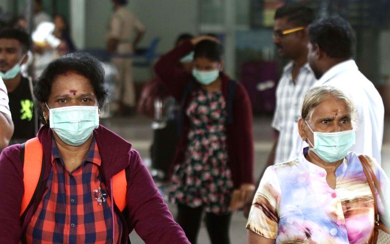 Coronavirus: India tally