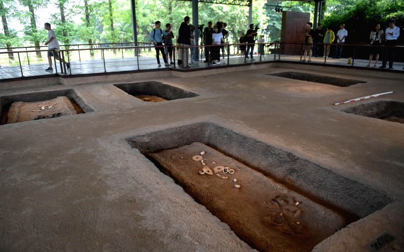 A 1,400-year-old tomb discovered in China's Henan