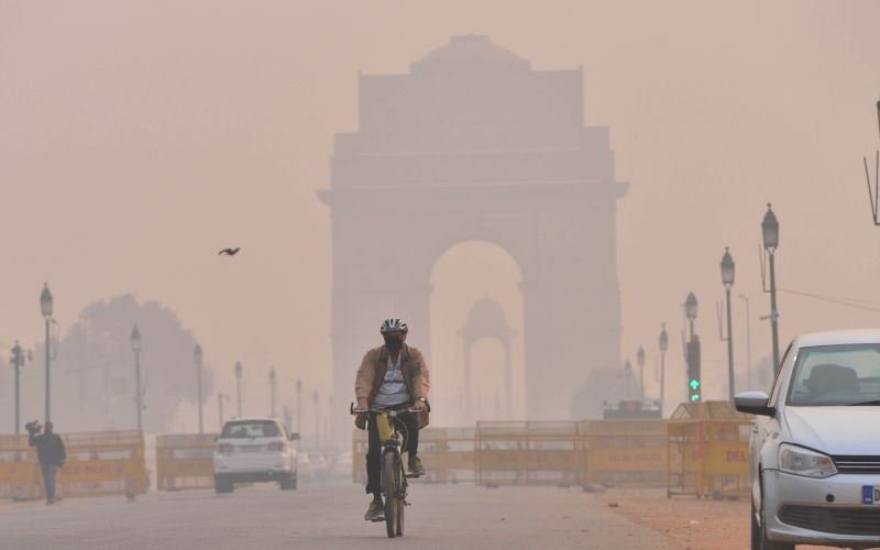 Delhi's air quality improves to 'very poor', may worsen
