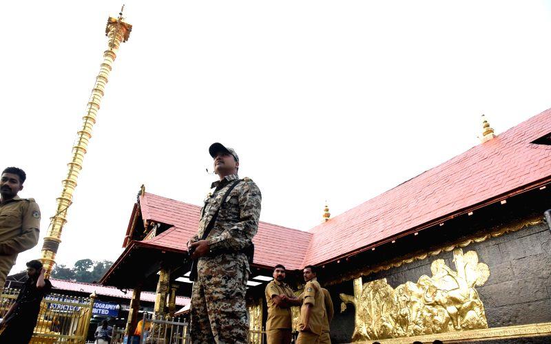 72 pilgrims arrested in Sabarimala last week get bail