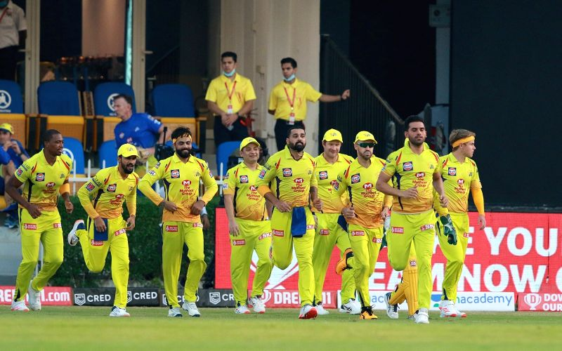 CSK market cap pegged at Rs 2465 crore