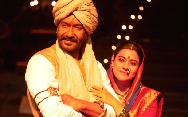 Ajay Devgn Drops Maay Bha
