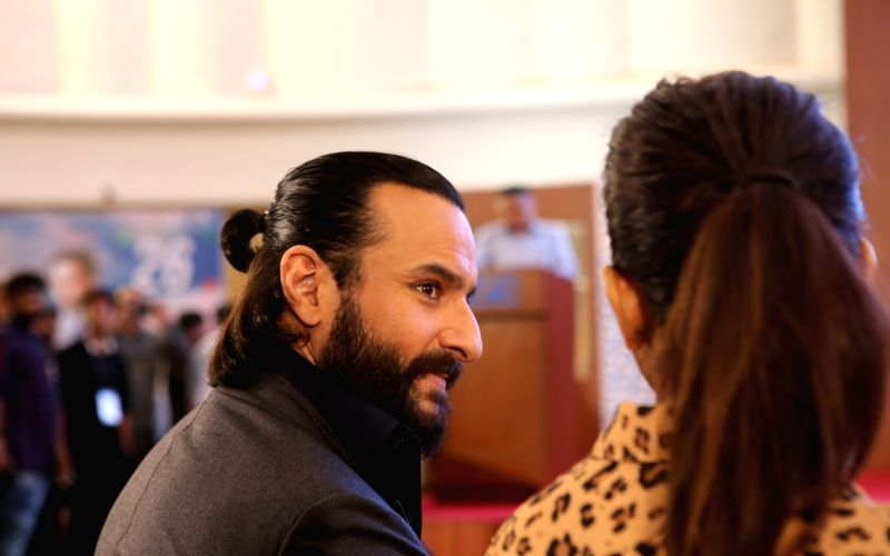 Don't think of my work as business anymore: Saif Ali Khan