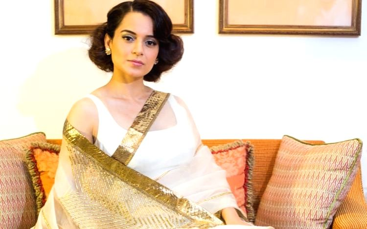 Kangana Ranaut's new 'Thalaivi' look launched on Jayalalithaa's birth anniversary