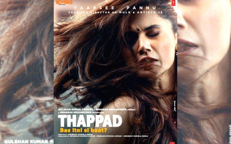 Thappad Movie Review– Im