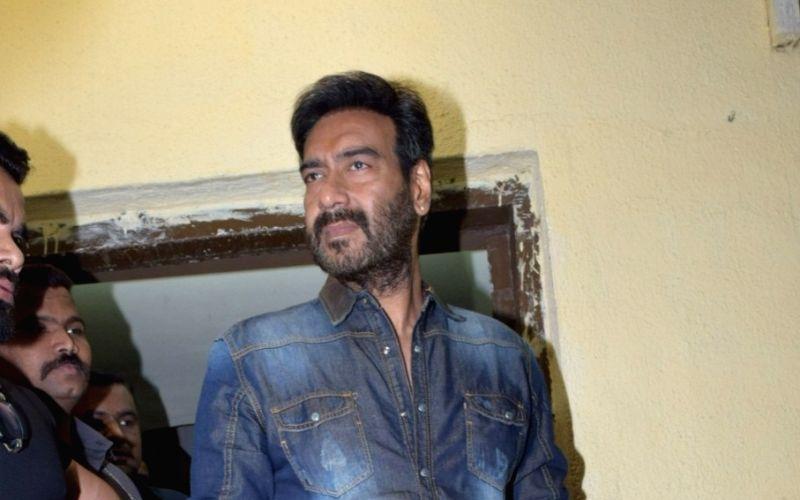 अजय देवगन ने अपनी फिल्म 'मे डे ' के पहले शेडूल को किया ख़त्म