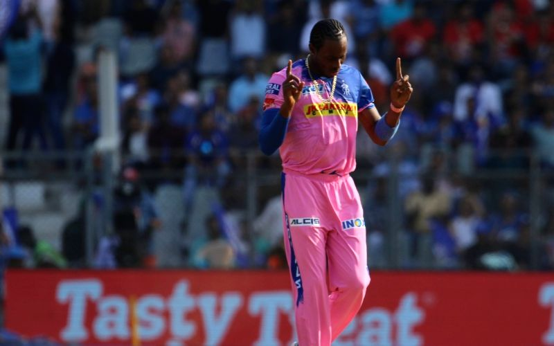 Archer keen to play for RR if IPL rescheduled