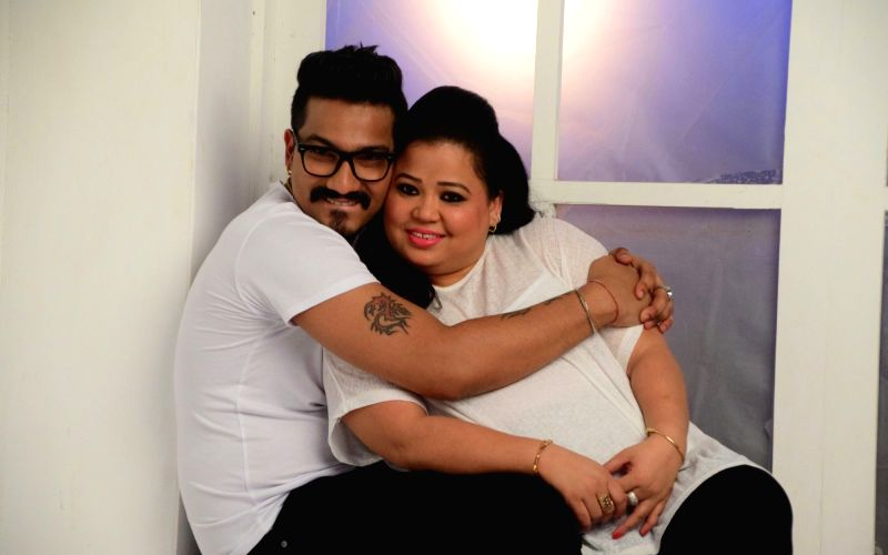 Guess what Bharti Singh wants as Valentine's Day gift from hubby