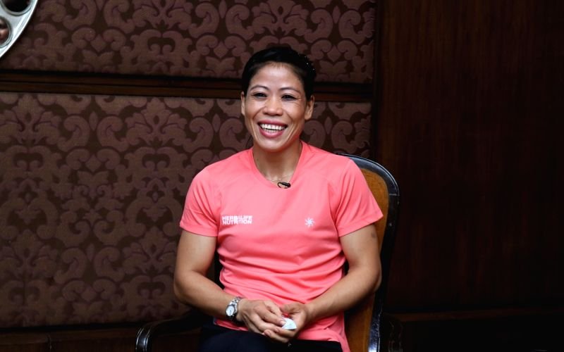 Mary Kom, Sarita spearhead Indian challenge at women's boxing Worlds