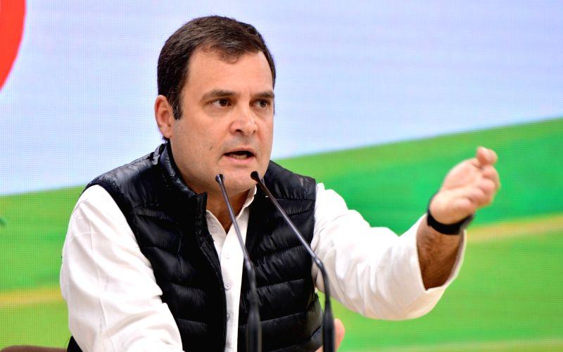 Rahul seeks in-depth probe in Karnataka quarry blast